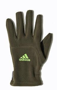Handschuhe-Gloves-adidas-CW-Fleece-GL-khaki-EAN-4054709020568