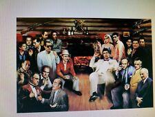 EB016 Scarface Movie Gangster Mafia Mob Poster