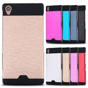 Luxury-aluminum-hard-back-capa-case-sony-xperia-z1-slim-protective-phone-cover