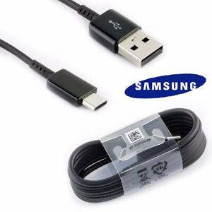 Charger Cable Usb Type C Rapid Cord Original Samsung For Galaxy S10 S10 Ebay