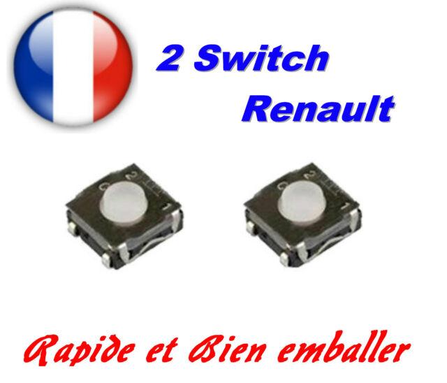pack de2 de Rotules de Direction Renault Vel Satis Tous modèles