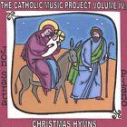 Catholic Music Project Volume IV Christmas Hymns 0634479429989 by Jon SARTA CD