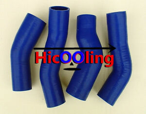 Blue-Silicone-Intercooler-Hose-kit-for-Nissan-Fairlady-300ZX-Z32-Turbo-4pcs