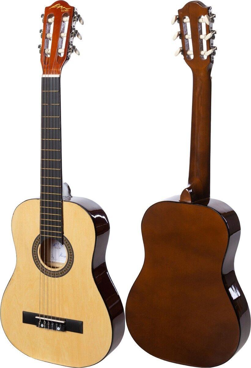 DE Klassische Gitarre 1 4 32  M-tunes MTC32