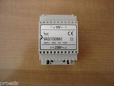 BPT VAS/100MH 67000700 alimentatore 10VA 18VDC 350mA 3 moduli per Mitho