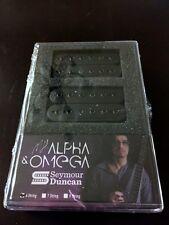 Seymour Duncan Mark Holcomb Alpha Omega 6 String Humbucker Set 11102-63-b
