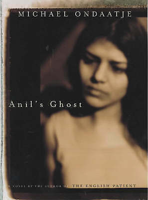 """""""AS NEW"""" Anil's Ghost, Ondaatje, Michael, Book"""