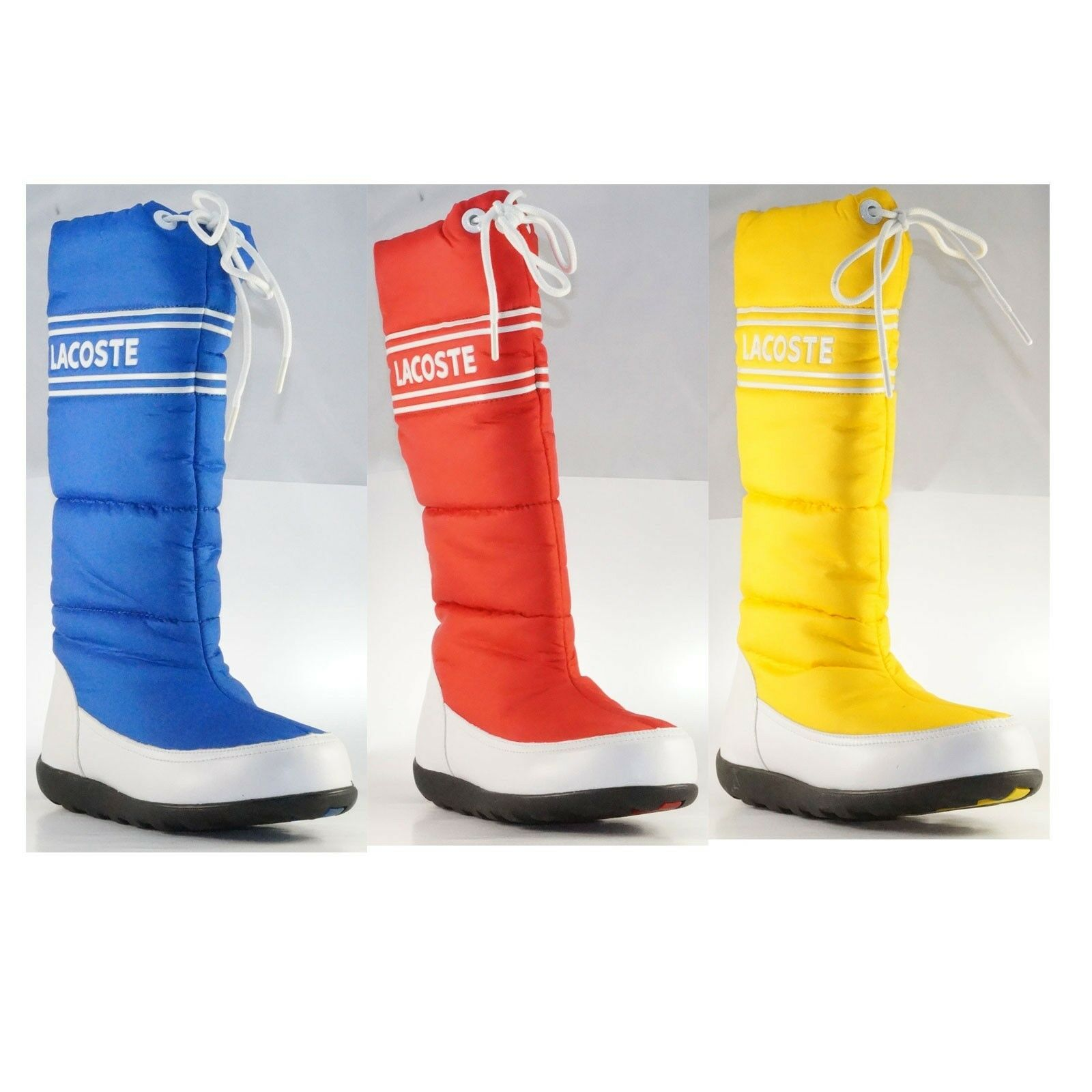 Lacoste Snug 37-40.5 NEW  Winter Stiefel Snow Stiefel Stiefel Trainer