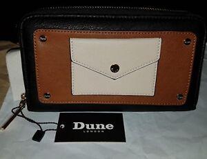 Dune-Tan-klair-purse-bnwt