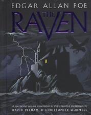 The Raven: A Pop-Up Book, Edgar Allan Poe | Paperback Book | 9781419721977 | NEW