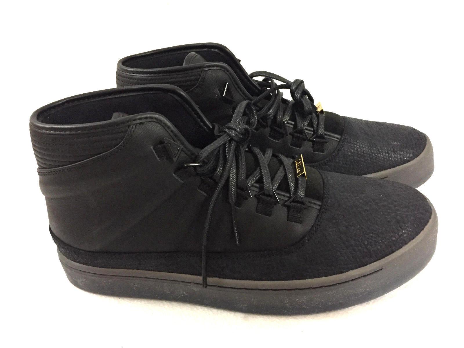 Gli uomini sono nike air jordan 768934 010 nero scarpe taglia westbrook