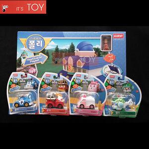 Robocar poli headquarter rescue center playset toy die cast poli roy amber helly 4891813831563 - Robocar poli ambre ...