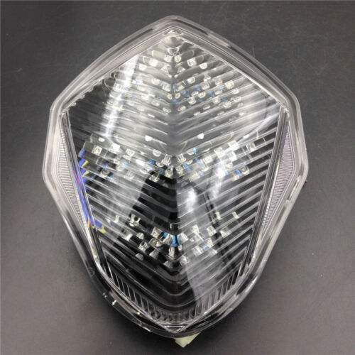Motorcycle Clear Brake Tail LED Light Turn Signal For Suzuki GSX-R1000 2003-2004