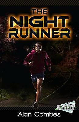 Alan Combes, The Night Runner (Solo), Very Good Book