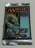 Mtg Magic Nemesis Booster Pack From Sealed Box Mercadian Masques Block