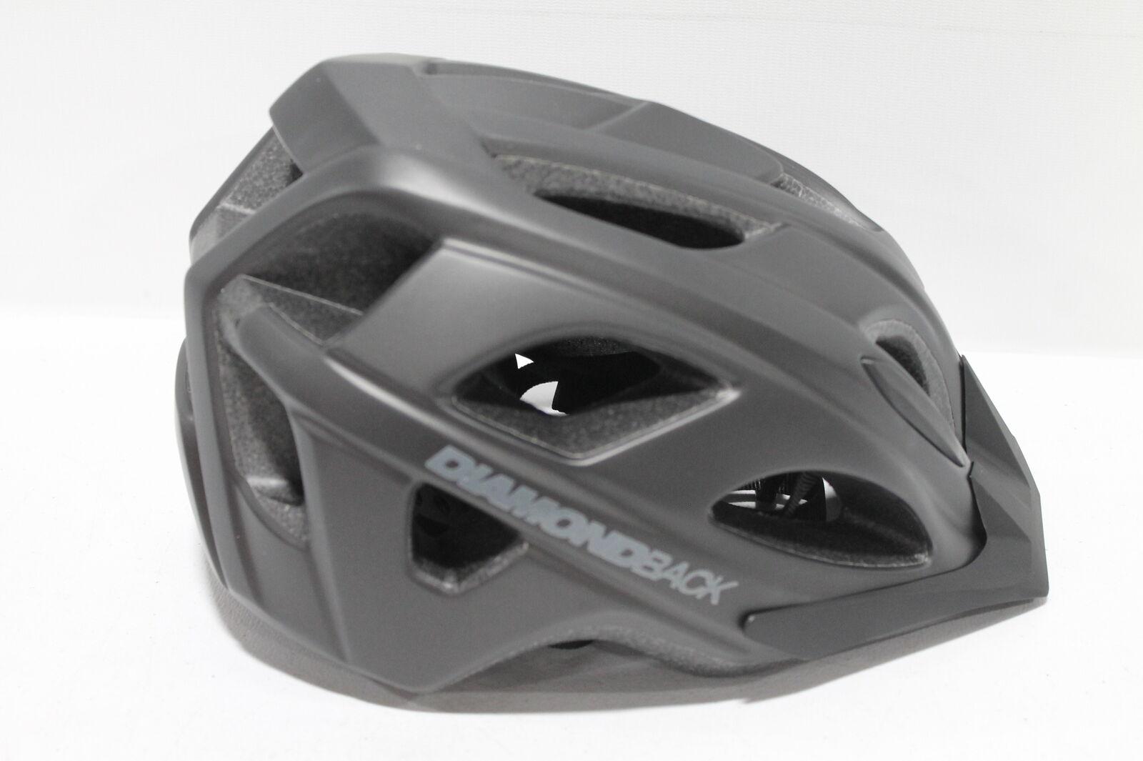 Diamondback 88-32-716 Trace Adult Bike Helmet,Medium Flash Orange 52-56cm