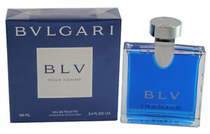 d3a5de6f9f1 Blv Pour Homme By Bvlgari 3.4oz 100 ml Eau De Toilette Spray For Men ...