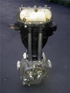 Matchless-G3L-350cc-post-World-War-II-surplus-military-BRAND-NEW-ENGINE