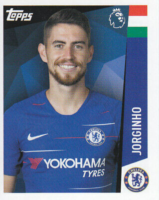 62-122 2015 Topps Merlin Premier League official collector stickers Chelsea
