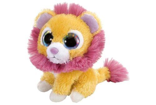 Wild Republic 13713 Lion 13 cm Lil Sucré /& Sassy Animaux en Peluche Grand Yeux