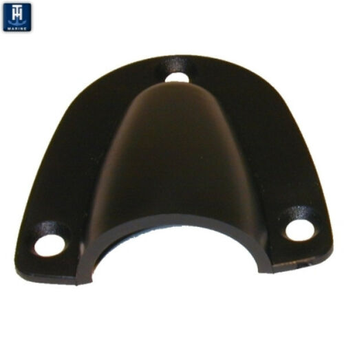 TH Marine Clam shell vent Open Black CSS-1-DP