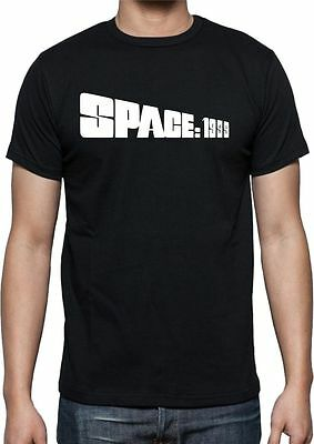NASA T-Shirt Herren Damen Science Fiction Geschenk Nerd Space Geek Kult Black