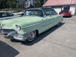 1955 Cadillac Fleetwood flleetwood