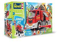 Revell Junior Fire Truck Model Kit