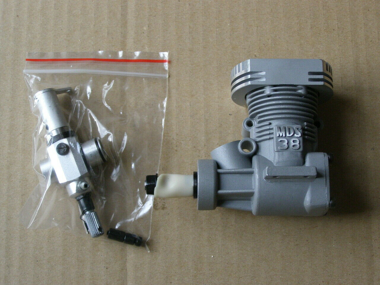 Russian MDS  .38H RC glow engine  n ° 1 online