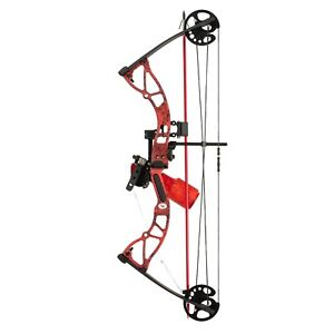 New Cajun Archery Shore Runner EXT Package 45# Bow Fishing Compound A20CB202045R