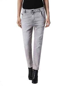 Luxus-Ästhetik Neu werden lebendig und großartig im Stil Diesel Fayza EVO 0684I Damen Jeans Hose Boyfriend | eBay