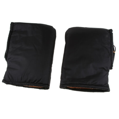 Hand Mitts with Adjustable Tight Sleeves Winter Warmer Gloves Motorcycles
