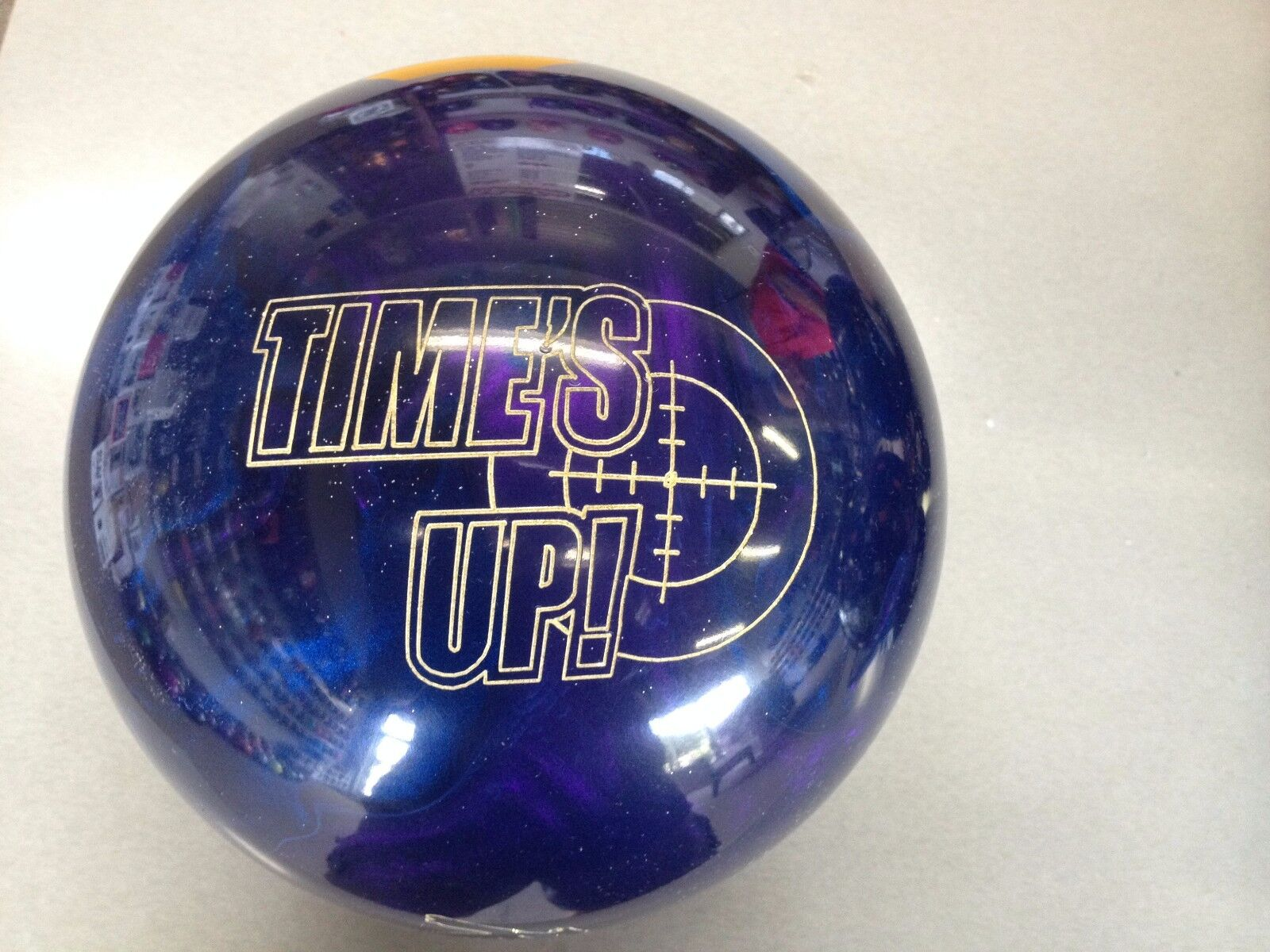 RADICAL TIMES UP   bowling ball  16 LB.  BRAND NEW IN BOX     1st quality ball