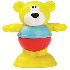 Badespielzeug Kinder Spielzeug TOMY 71502 Wasser Spass Baden Bär Spielen Gelb