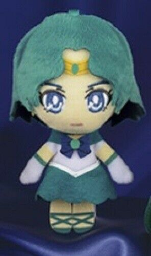 "Crystal Volume 03 5/"" Plush Sailor Neptune Sailor Moon"