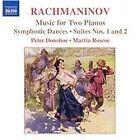 Sergey Rachmaninov - Rachmaninov: Music for Two Pianos (2006)