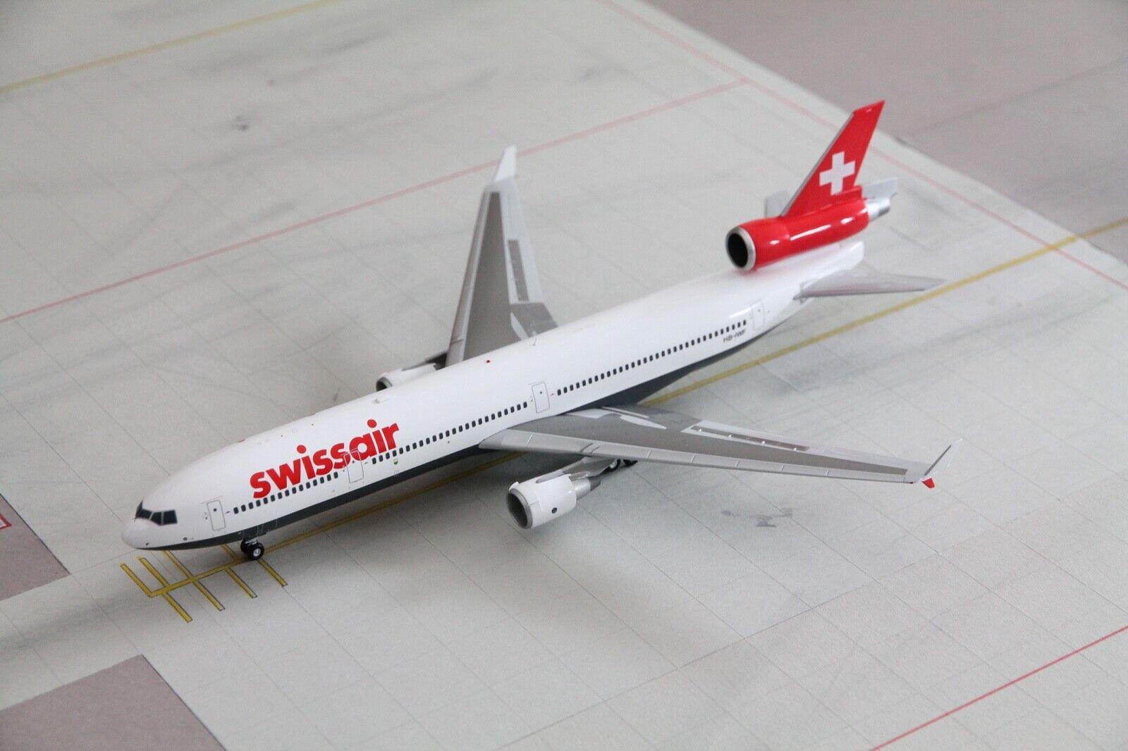 Jc Ailes 1 200 Swissair McDonnell Douglas MD-11 Hell Boy-IWF XX2125