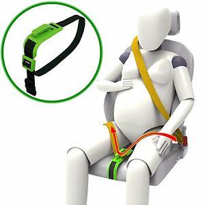 Ceinture de maternité, réglage de ceinture de sécurité, pour grossesse mère