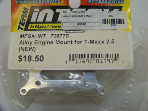 VINTAGE INTEGY INTT3877 S ALLOY ENGINE MOUNT FOR T-MAXX 2,5
