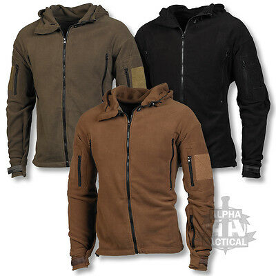 Viper Tactical Fleece Hoodie Coyote Hunting Shooting Fishing Army Military Recon