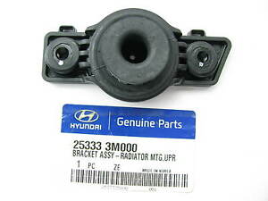 NEW GENUINE Radiator Upper Mounting Insulator OEM For 2005-2009 Hyundai Tucson
