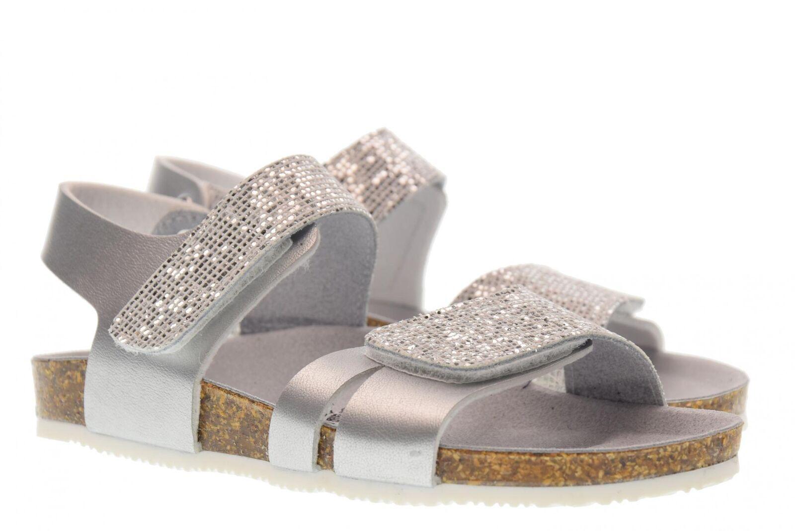 goldstar shoes unisex sandalo 8864Q (29 36) silver P18