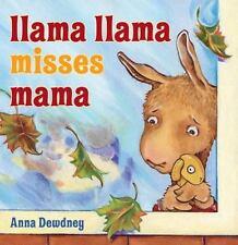 Llama Llama: Llama Llama Misses Mama by Anna Dewdney (2009, Hardcover)