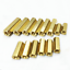 50pcs-M2-Female-Hex-Screw-Brass-PCB-Standoffs-Hexagonal-Spacers miniature 1