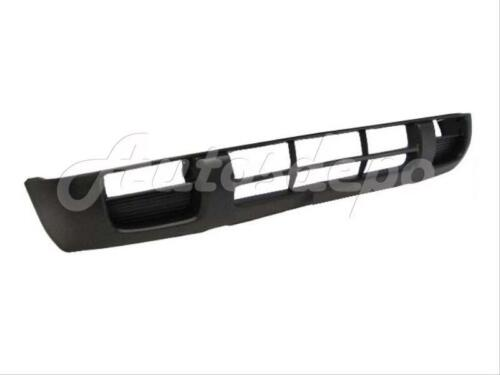 For 1996-1998 Pathfinder Front Bumper Lower Cover Valance Raw Black