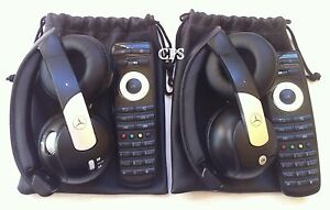 Details about 2009-2013 Mercedes Benz S550 S600 Car Entertainment Wireless  Headphone + REMOTE