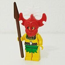 LEGO Pirate King Kahuka Islander Minifigure