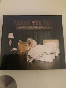 PIERCE THE Veil A Flair For The Dramatic CD NEW 2017 Sealed