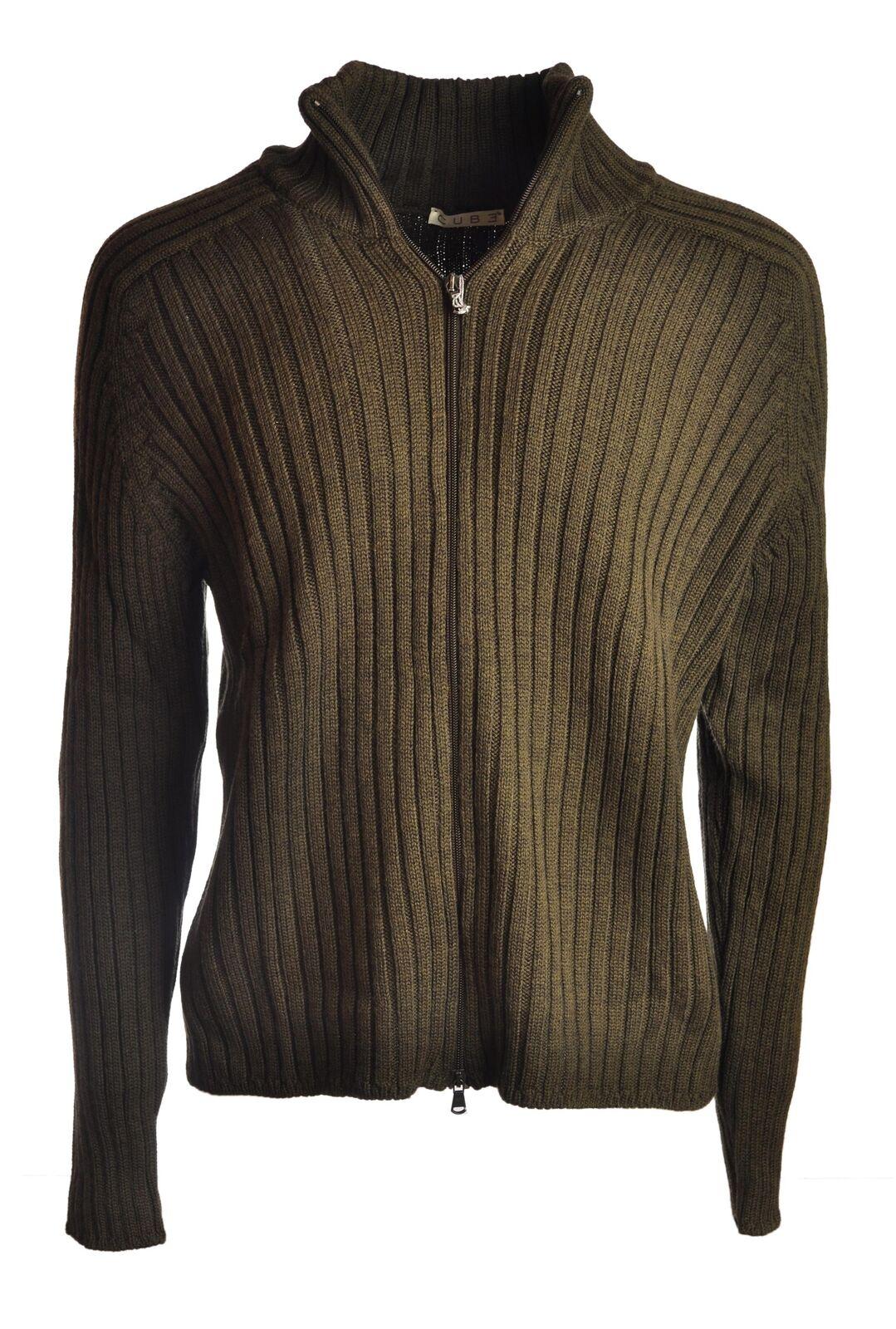 Cube  -  Sweaters - Male - Grün - 4375225A184440