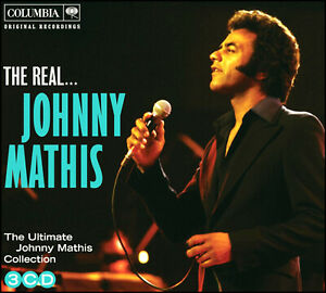 JOHNNY-MATHIS-54-Greatest-Hits-NEW-3-CD-BOX-SET-All-Original-Songs-NEW